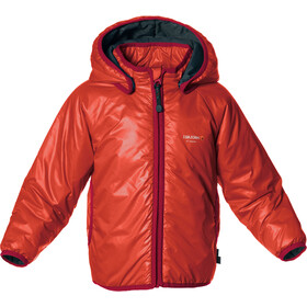 """Isbjörn Kids Frost Light Weight Jacket SunPoppy"""